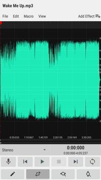 WavStudio™ Audio Recorder & Editor (Unreleased) poster