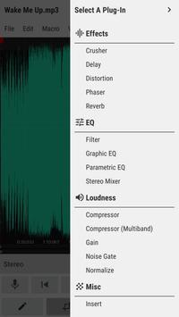 WavStudio™ Audio Recorder & Editor (Unreleased) screenshot 2