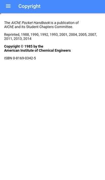 AIChE Student Handbook screenshot 4