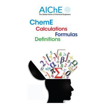 AIChE Student Handbook poster