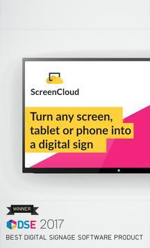 ScreenCloud poster