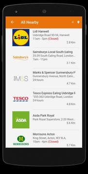 ShoppingBud - Supermarket Shopping Assistant apk screenshot