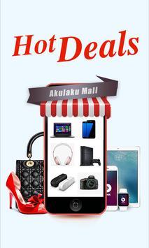 Akulaku - Installment shopping poster