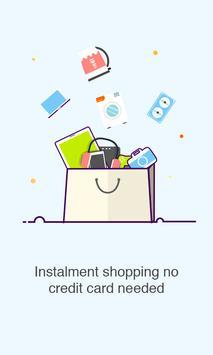 Akulaku - Installment shopping apk screenshot