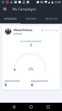 Skreem - Social Influencers apk screenshot