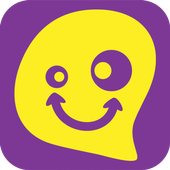 StupidChat - Talk, Meet & Date real people near by icon