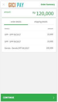 STMIK GICI Student Portal apk screenshot