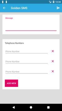 Golden SMS screenshot 6
