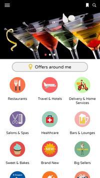 QUICKPERKS: Dining & Lifestyle Discounts screenshot 1