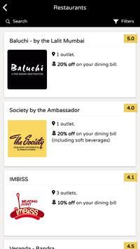 QUICKPERKS: Dining & Lifestyle Discounts screenshot 2