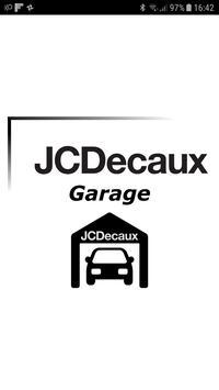 JCD Garage poster