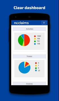 NoClaims screenshot 1