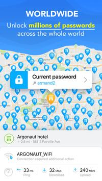 WiFi Map Free Passwords Hotspots APK Download Free Travel - Wifi map software