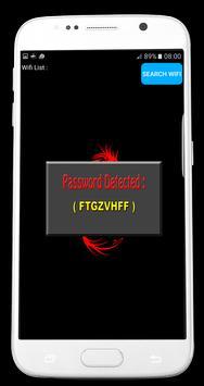 WIFI Password Free Hack Prank apk screenshot