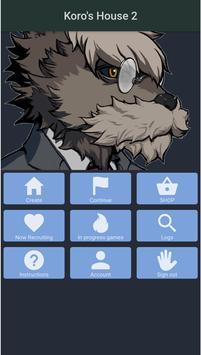Werewolf - The Koro's House 2 screenshot 1
