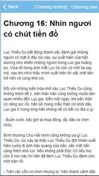Linh Vũ Thiên Hạ - Truyện Tiên Hiệp screenshot 3