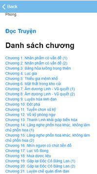 Linh Vũ Thiên Hạ - Truyện Tiên Hiệp screenshot 1
