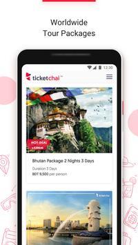 Ticket Chai screenshot 1