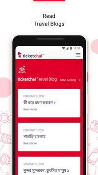 Ticket Chai screenshot 2