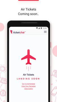 Ticket Chai screenshot 3