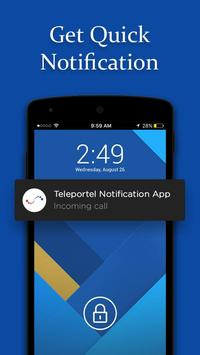 Teleportel Notification Route poster