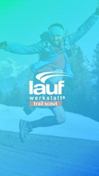 Laufwerkstatt Trail Scout poster