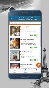 Transit travel flights and hotels screenshot 14
