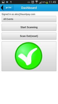 FastPass.io Scanner apk screenshot