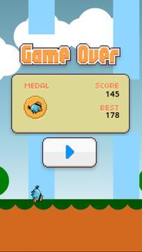 Flapping Bird تصوير الشاشة 4