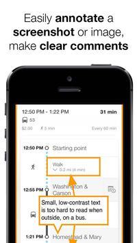 UserSource - visual feedback screenshot 5