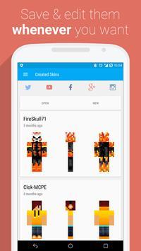 UTK.io para Minecraft PE apk imagem de tela