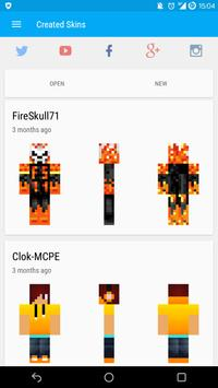 Skin Editor For Minecraft PE APK Download Free Tools APP For - Skin minecraft erstellen