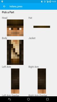 Skin Editor For Minecraft PE APK Download Free Tools APP For - Skin para minecraft pe de marshmello