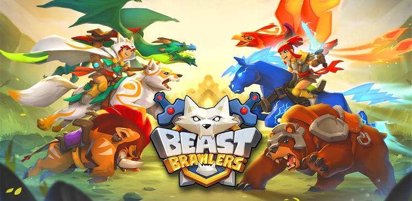 Beast Brawlers - PvP Arena APK