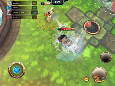 Beast Brawlers - PvP Arena apk screenshot