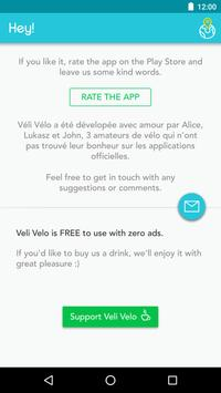 Veli Velo - Bike sharing apk screenshot