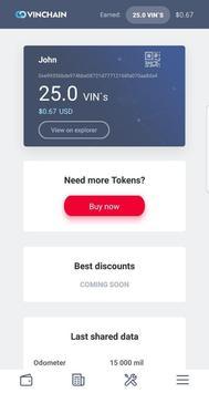 VINchain App screenshot 4