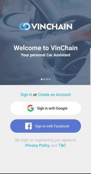 VINchain App poster