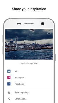 Vinci скриншот приложения