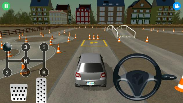 Nepal Driving Trial - License Exam Preparation 3D पोस्टर