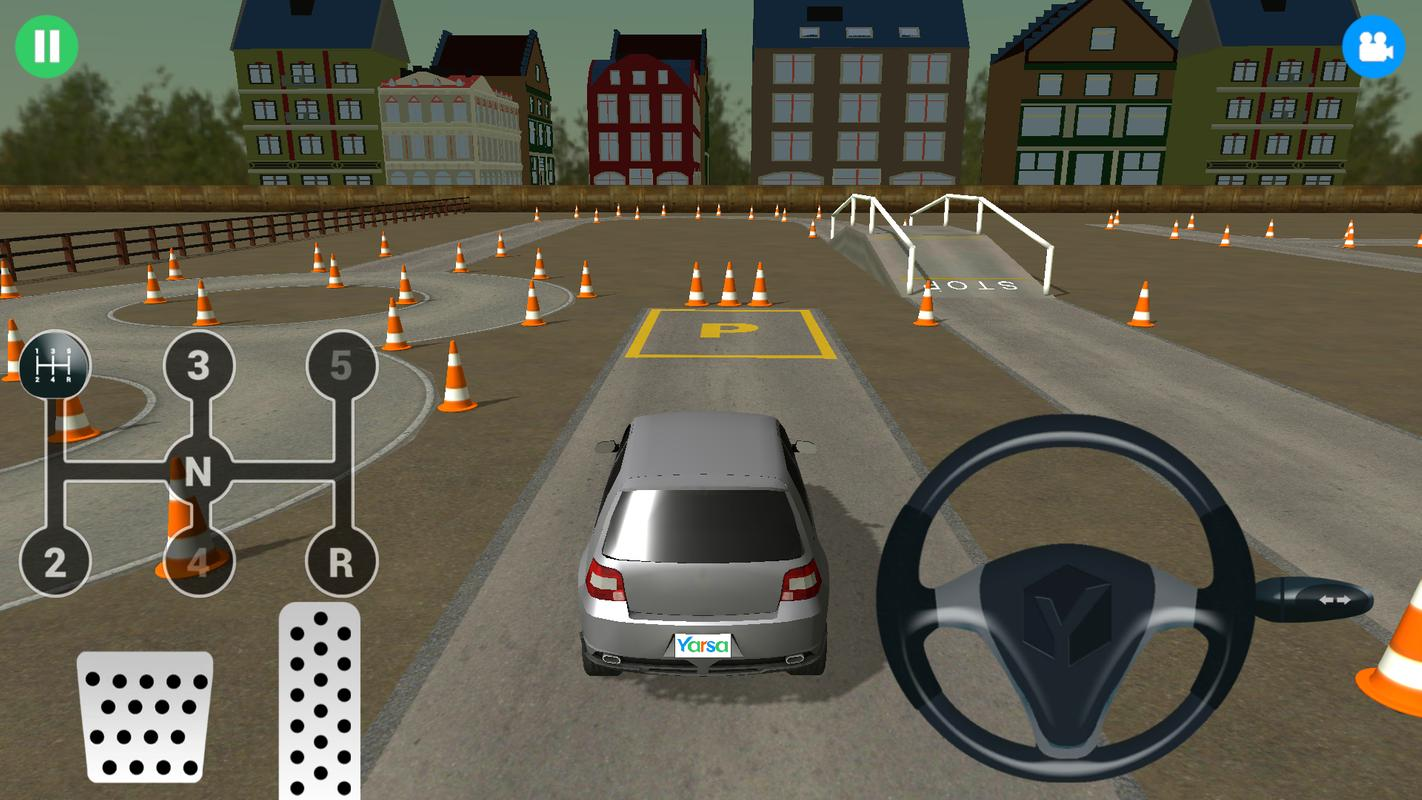 Car Driving License Test In Nepal
