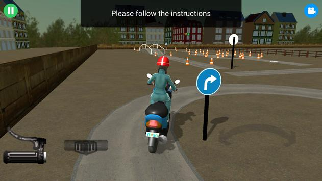 Nepal Driving Trial - License Exam Preparation 3D स्क्रीनशॉट 8