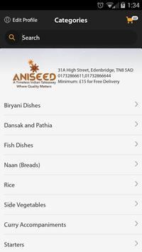 aniseed edenbridge apk screenshot