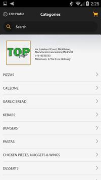Top Pizza Middleton apk screenshot