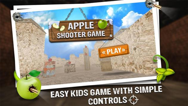Apple Shooter Game poster