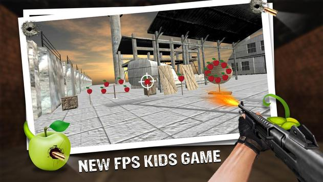 Apple Shooter Game screenshot 3
