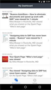 Illumineto Spark Mobile apk screenshot
