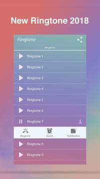 New Ringtone 2018 스크린샷 1
