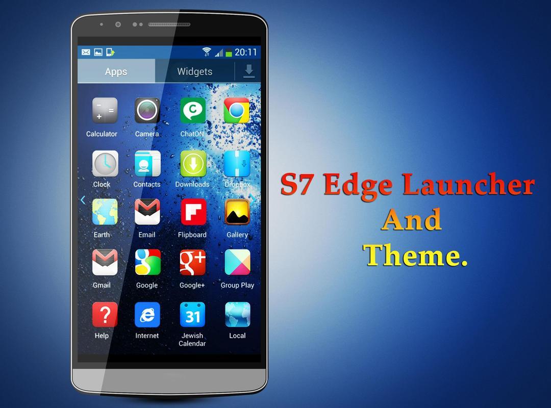 s7 edge theme apk download