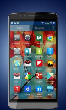 S7 Edge Theme and Launcher screenshot 1